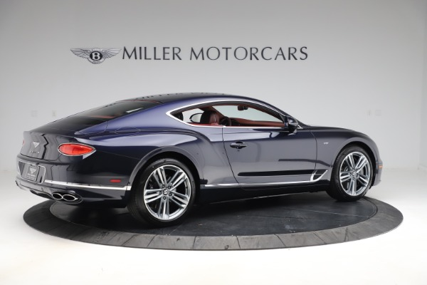 New 2020 Bentley Continental GT V8 for sale $242,250 at Maserati of Greenwich in Greenwich CT 06830 8