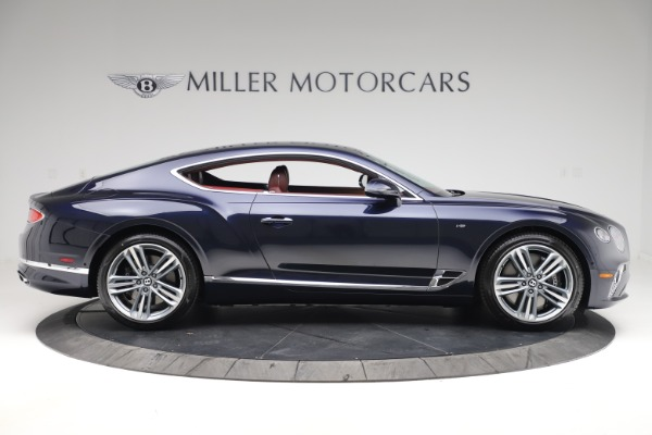 New 2020 Bentley Continental GT V8 for sale $242,250 at Maserati of Greenwich in Greenwich CT 06830 9