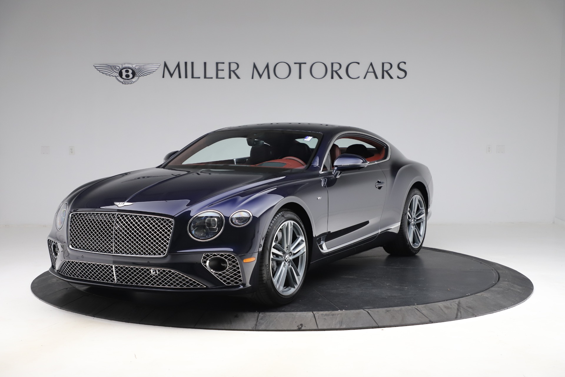 New 2020 Bentley Continental GT V8 for sale $242,250 at Maserati of Greenwich in Greenwich CT 06830 1