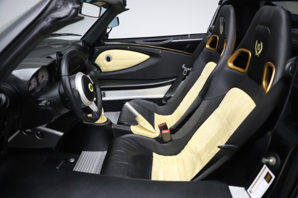 Used 2007 Lotus Elise Type 72D for sale $39,900 at Maserati of Greenwich in Greenwich CT 06830 18
