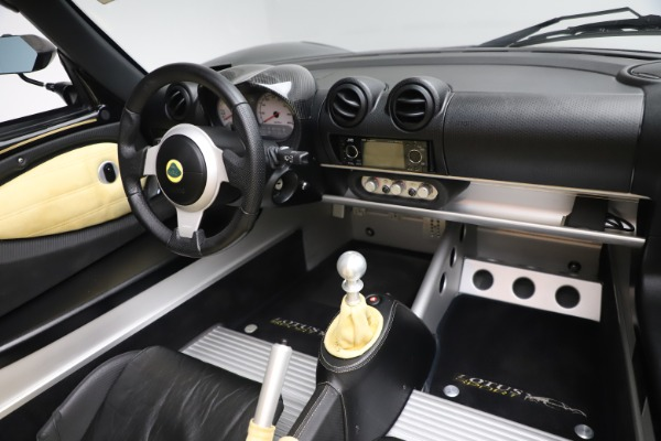 Used 2007 Lotus Elise Type 72D for sale $39,900 at Maserati of Greenwich in Greenwich CT 06830 23