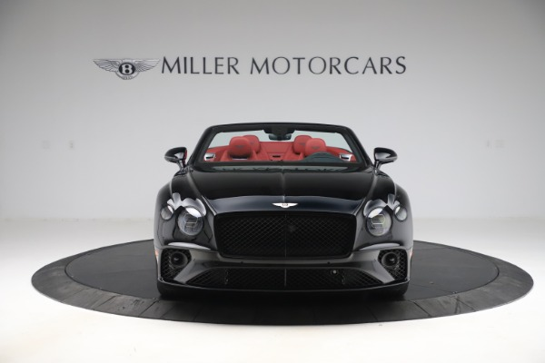 New 2020 Bentley Continental GTC V8 for sale $277,110 at Maserati of Greenwich in Greenwich CT 06830 12