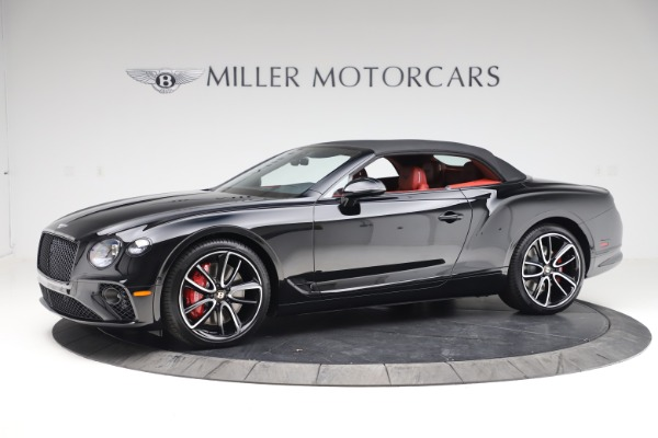 New 2020 Bentley Continental GTC V8 for sale $277,110 at Maserati of Greenwich in Greenwich CT 06830 13