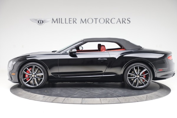 New 2020 Bentley Continental GTC V8 for sale $277,110 at Maserati of Greenwich in Greenwich CT 06830 14