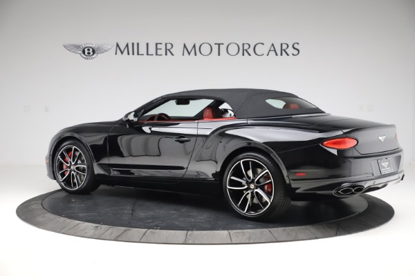 New 2020 Bentley Continental GTC V8 for sale $277,110 at Maserati of Greenwich in Greenwich CT 06830 15