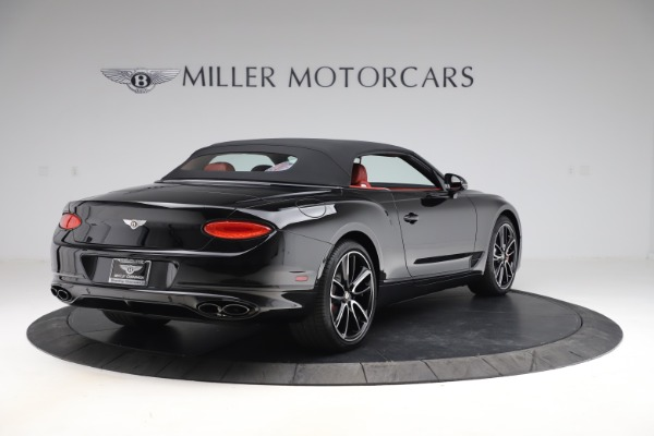 New 2020 Bentley Continental GTC V8 for sale $277,110 at Maserati of Greenwich in Greenwich CT 06830 16