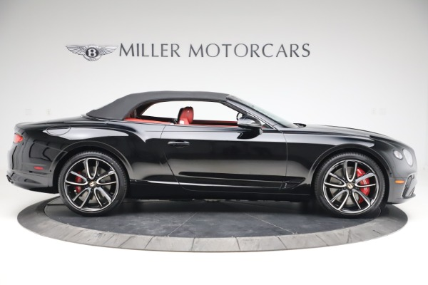 New 2020 Bentley Continental GTC V8 for sale $277,110 at Maserati of Greenwich in Greenwich CT 06830 17