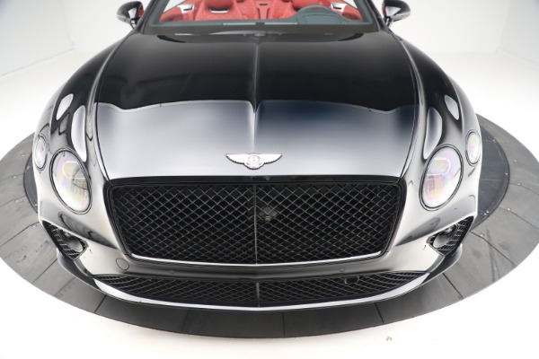 New 2020 Bentley Continental GTC V8 for sale $277,110 at Maserati of Greenwich in Greenwich CT 06830 19