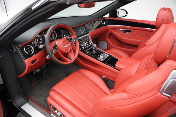 New 2020 Bentley Continental GTC V8 for sale $277,110 at Maserati of Greenwich in Greenwich CT 06830 22