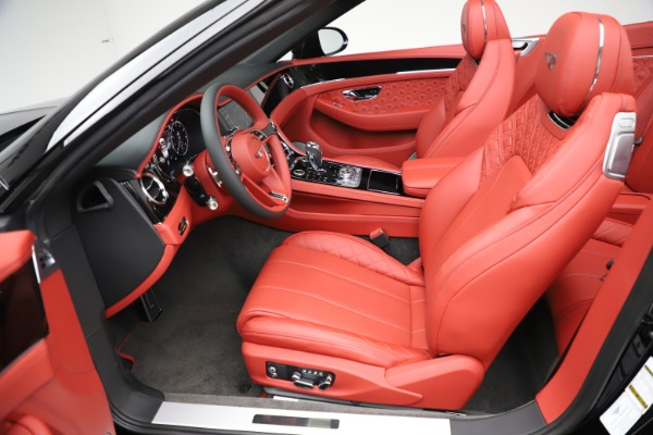 New 2020 Bentley Continental GTC V8 for sale $277,110 at Maserati of Greenwich in Greenwich CT 06830 23