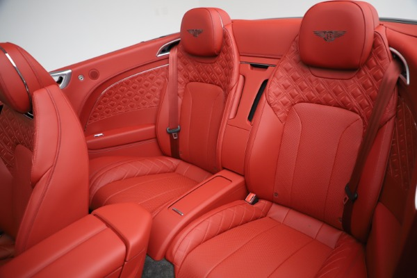 New 2020 Bentley Continental GTC V8 for sale $277,110 at Maserati of Greenwich in Greenwich CT 06830 26