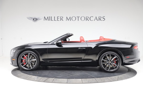 New 2020 Bentley Continental GTC V8 for sale $277,110 at Maserati of Greenwich in Greenwich CT 06830 3