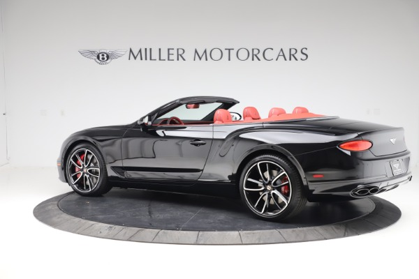 New 2020 Bentley Continental GTC V8 for sale $277,110 at Maserati of Greenwich in Greenwich CT 06830 4