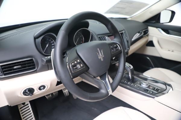 New 2020 Maserati Levante S Q4 GranLusso for sale $97,335 at Maserati of Greenwich in Greenwich CT 06830 13