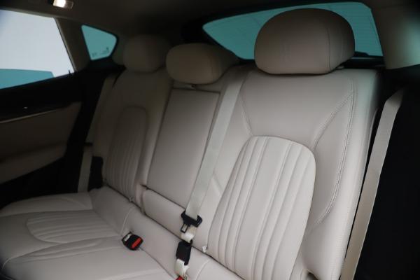 New 2020 Maserati Levante S Q4 GranLusso for sale $97,335 at Maserati of Greenwich in Greenwich CT 06830 18