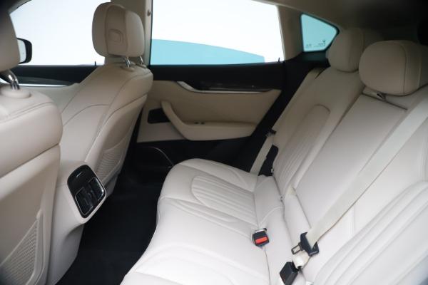 New 2020 Maserati Levante S Q4 GranLusso for sale $97,335 at Maserati of Greenwich in Greenwich CT 06830 19