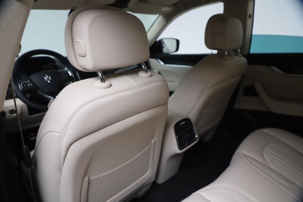 New 2020 Maserati Levante S Q4 GranLusso for sale $97,335 at Maserati of Greenwich in Greenwich CT 06830 20