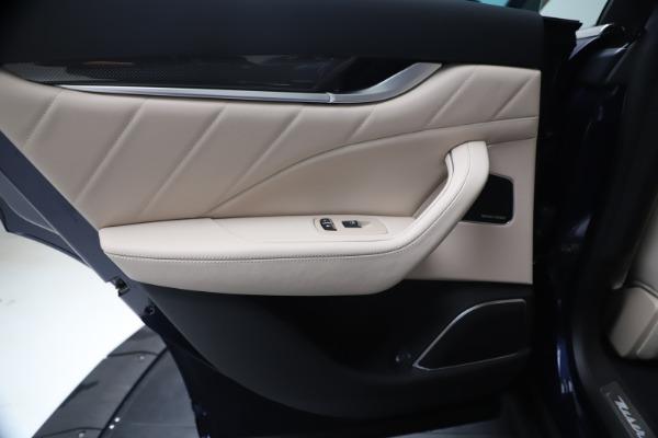 New 2020 Maserati Levante S Q4 GranLusso for sale $97,335 at Maserati of Greenwich in Greenwich CT 06830 21