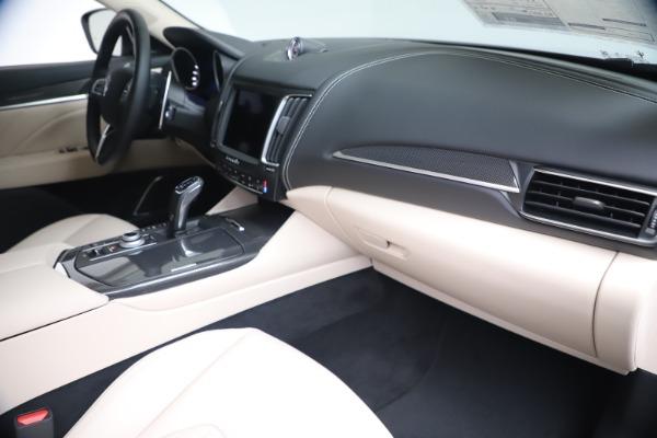 New 2020 Maserati Levante S Q4 GranLusso for sale $97,335 at Maserati of Greenwich in Greenwich CT 06830 22