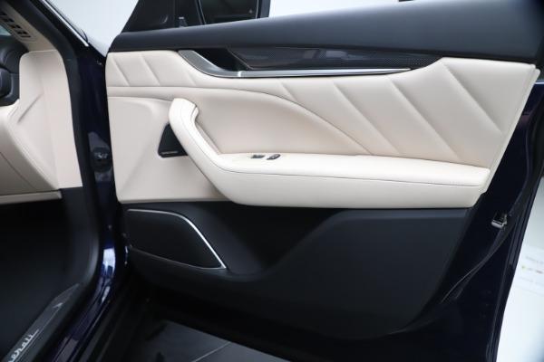 New 2020 Maserati Levante S Q4 GranLusso for sale $97,335 at Maserati of Greenwich in Greenwich CT 06830 25