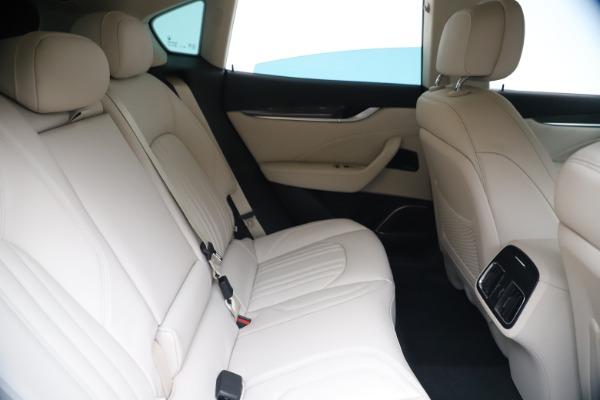 New 2020 Maserati Levante S Q4 GranLusso for sale $97,335 at Maserati of Greenwich in Greenwich CT 06830 27