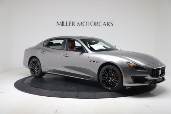 New 2020 Maserati Quattroporte S Q4 GranSport for sale $120,285 at Maserati of Greenwich in Greenwich CT 06830 10