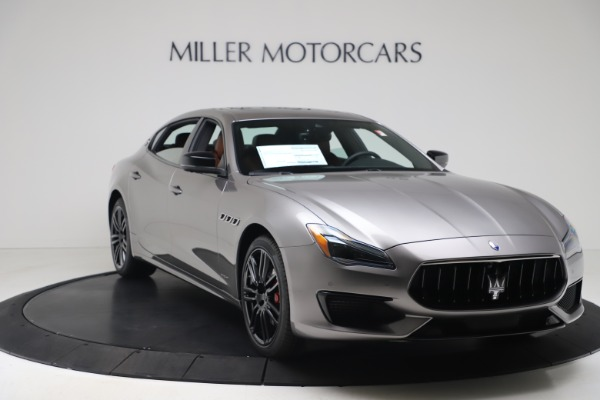 New 2020 Maserati Quattroporte S Q4 GranSport for sale $120,285 at Maserati of Greenwich in Greenwich CT 06830 11