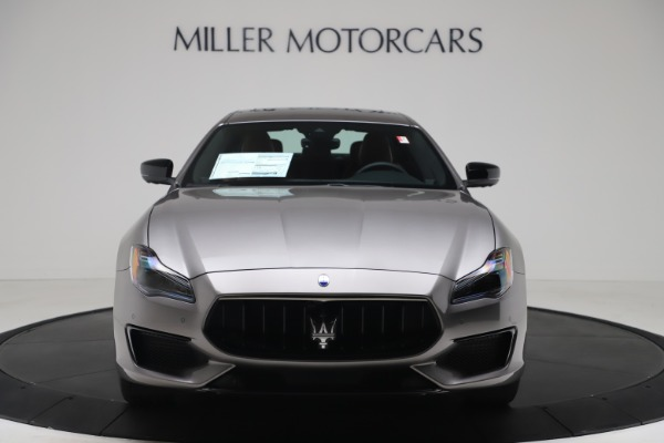 New 2020 Maserati Quattroporte S Q4 GranSport for sale $120,285 at Maserati of Greenwich in Greenwich CT 06830 12