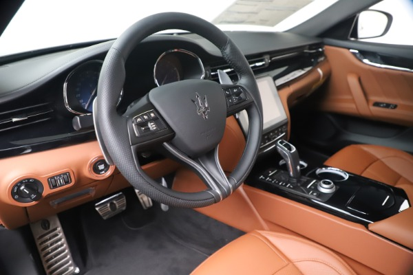 New 2020 Maserati Quattroporte S Q4 GranSport for sale $120,285 at Maserati of Greenwich in Greenwich CT 06830 13