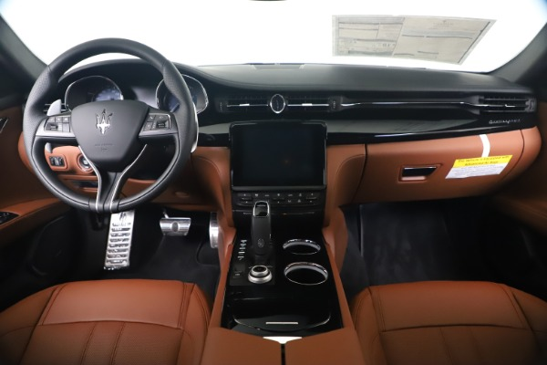 New 2020 Maserati Quattroporte S Q4 GranSport for sale $120,285 at Maserati of Greenwich in Greenwich CT 06830 16