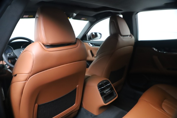 New 2020 Maserati Quattroporte S Q4 GranSport for sale $120,285 at Maserati of Greenwich in Greenwich CT 06830 20