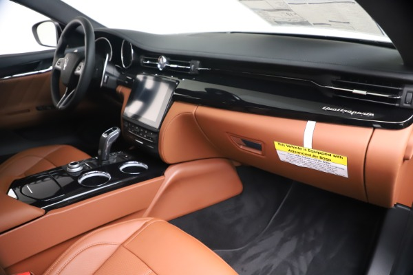 New 2020 Maserati Quattroporte S Q4 GranSport for sale $120,285 at Maserati of Greenwich in Greenwich CT 06830 22