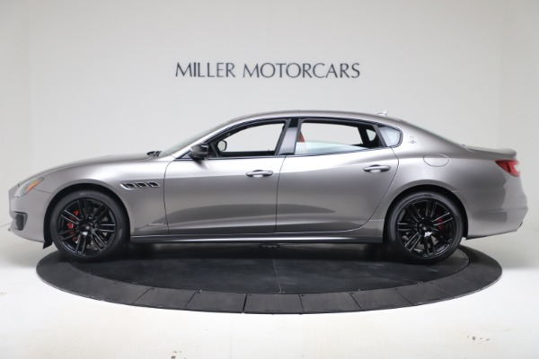 New 2020 Maserati Quattroporte S Q4 GranSport for sale $120,285 at Maserati of Greenwich in Greenwich CT 06830 3