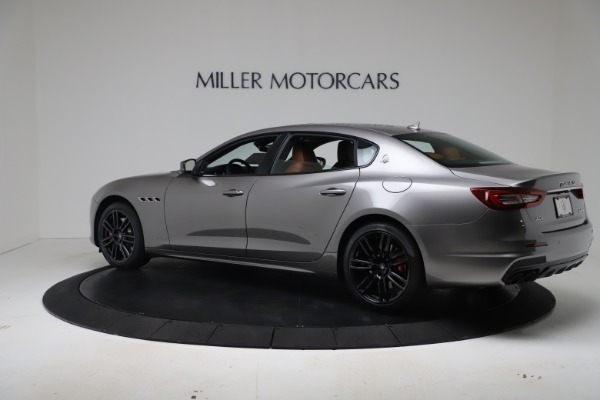 New 2020 Maserati Quattroporte S Q4 GranSport for sale $120,285 at Maserati of Greenwich in Greenwich CT 06830 4