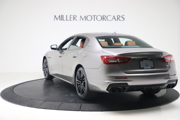 New 2020 Maserati Quattroporte S Q4 GranSport for sale $120,285 at Maserati of Greenwich in Greenwich CT 06830 5