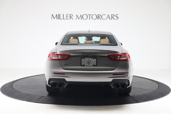 New 2020 Maserati Quattroporte S Q4 GranSport for sale $120,285 at Maserati of Greenwich in Greenwich CT 06830 6