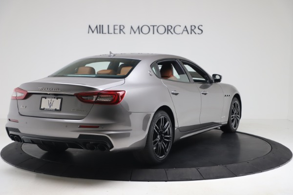 New 2020 Maserati Quattroporte S Q4 GranSport for sale $120,285 at Maserati of Greenwich in Greenwich CT 06830 7