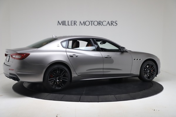 New 2020 Maserati Quattroporte S Q4 GranSport for sale $120,285 at Maserati of Greenwich in Greenwich CT 06830 8