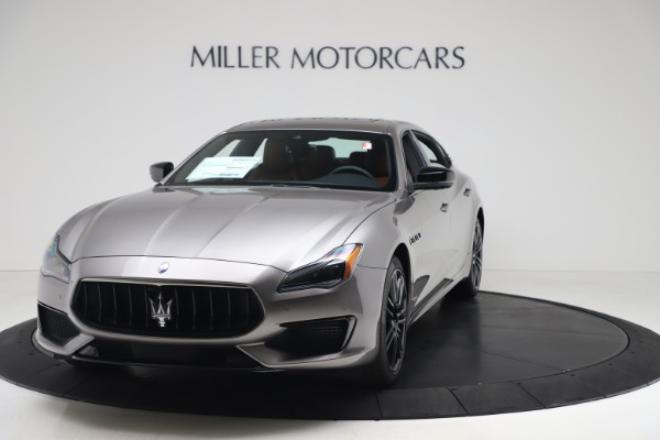 New 2020 Maserati Quattroporte S Q4 GranSport for sale $120,285 at Maserati of Greenwich in Greenwich CT 06830 1