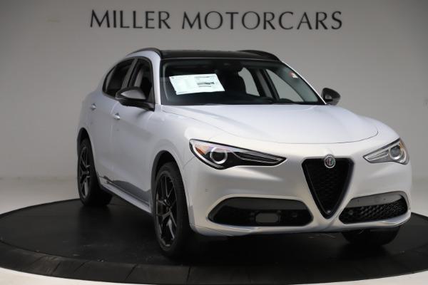 New 2020 Alfa Romeo Stelvio Ti Q4 for sale Sold at Maserati of Greenwich in Greenwich CT 06830 11