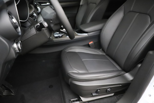 New 2020 Alfa Romeo Stelvio Ti Q4 for sale Sold at Maserati of Greenwich in Greenwich CT 06830 15