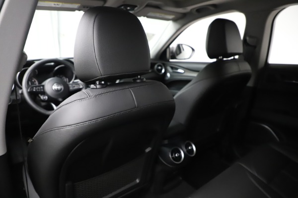 New 2020 Alfa Romeo Stelvio Ti Q4 for sale Sold at Maserati of Greenwich in Greenwich CT 06830 20
