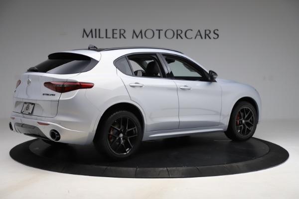 New 2020 Alfa Romeo Stelvio Ti Q4 for sale Sold at Maserati of Greenwich in Greenwich CT 06830 8