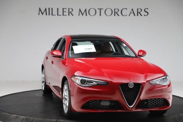 New 2020 Alfa Romeo Giulia Ti Q4 for sale $47,195 at Maserati of Greenwich in Greenwich CT 06830 11