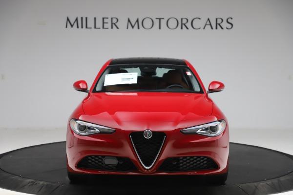 New 2020 Alfa Romeo Giulia Ti Q4 for sale $47,195 at Maserati of Greenwich in Greenwich CT 06830 12