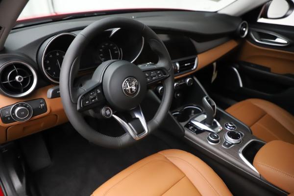 New 2020 Alfa Romeo Giulia Ti Q4 for sale $47,195 at Maserati of Greenwich in Greenwich CT 06830 13