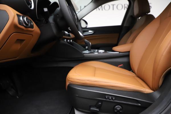 New 2020 Alfa Romeo Giulia Ti Q4 for sale $47,195 at Maserati of Greenwich in Greenwich CT 06830 14