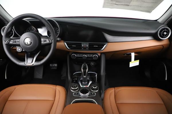 New 2020 Alfa Romeo Giulia Ti Q4 for sale $47,195 at Maserati of Greenwich in Greenwich CT 06830 16