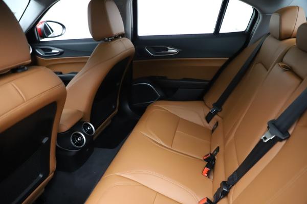 New 2020 Alfa Romeo Giulia Ti Q4 for sale $47,195 at Maserati of Greenwich in Greenwich CT 06830 19