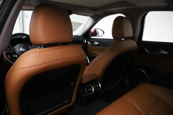 New 2020 Alfa Romeo Giulia Ti Q4 for sale $47,195 at Maserati of Greenwich in Greenwich CT 06830 20